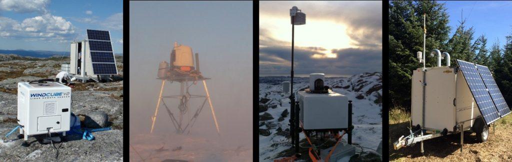 Meventus Measurement Masts & Lidars