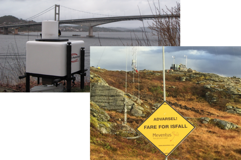 Advance Lidar and Mast Sign
